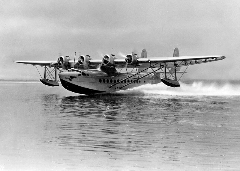 Revolutionary Sikorsky S-42 (1934)