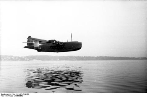 Flugzeug Blohm & Voß BV 238 V1