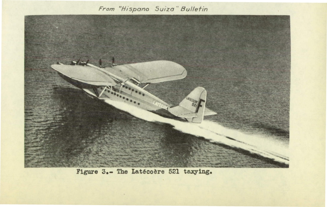 Latecoere 521 Flying Boat12A