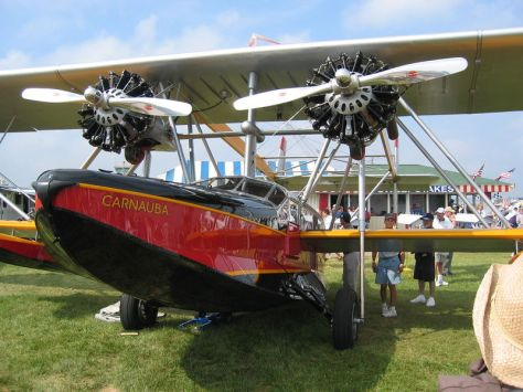 Sikorsky S-38 at Oshkosh